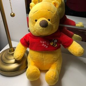 Winnie The Pooh Stuffie
